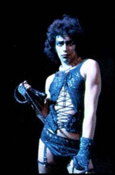 Tim Curry...He's Beautiful, Man - Tim Curry as Frank n Furter at ...