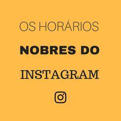 Você sabe quais os melhores horários para publicar no Instagram?