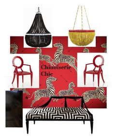 Chinoiserie Chic: Chinoiserie Wallpaper in the Foyer & Inspiration Boards