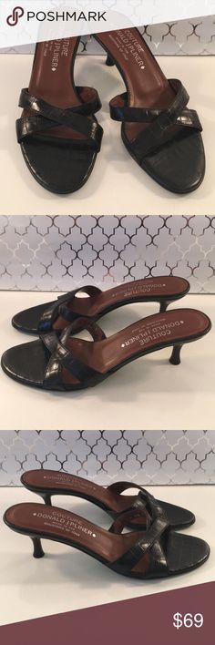 ⭐️DONALD J. PLINER LOVELY LOW HEELS 💯AUTHENTIC ⭐️DONALD J. PLINER LOVELY LOW HEELS 💯AUTHENTIC. STUNNING AND STYLISH TOTALLY ON TREND. SO PRETTY! THE SIZE IS 6.5 Donald J. Pliner Shoes Heels