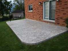 160 sq foot patio - Google Search