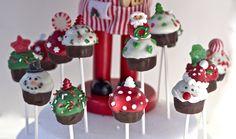 My Little Cupcake POP Blog: Christmas Pop Ideas
