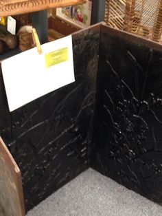 1888 Peerless Cast Iron Fire Place Backing with Asian themed At our booth at Ontario Antiques Mall Rochester