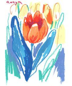 Crayon Drawings, Crayon Art, Art Drawings, Oil Pastel Art, Oil Pastel Drawings, Art Inspo, Painting Inspiration, Art Aquarelle, Posca Art