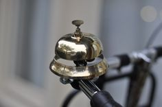 Bike Accessory of the Day: The Hotel Bell (and watch the video animation for extra fun)