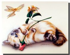 Give charming ambiance and cute touch to your interiors by simply adding this cute cat animal art print poster. This poster would be a perfect addition for any kid's room and will enhance the ambiance of your home. It is made of using high quality papers with a perfect color accuracy which ensures that your posters last a lifetime without fading.