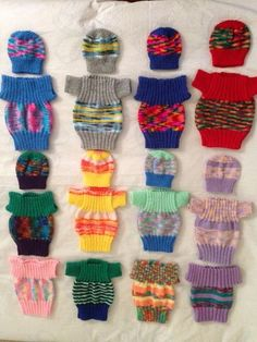 Rotary Club of E-Club NextGen, Queensland, Australia Inc. : Fish n' Chips Baby Vests. Knitting for African babies. Baby Hat Knitting Pattern, Loom Knitting, Knitting Patterns Free, Free Knitting, Crochet Patterns, Crochet Baby, Knit Crochet, African Babies, Knitting For Charity