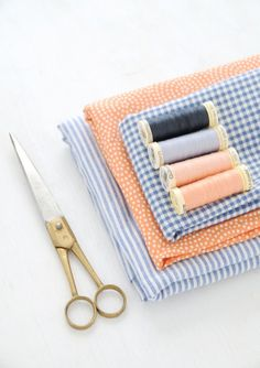 Cute colors to sew with