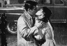 """Breakfast at Tiffany's"", Audrey Hepburn e George Peppard, Blake Edwards (1961)"