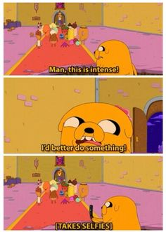 Adventure Time Quotes: Jake the Dog
