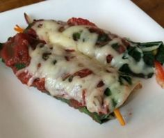 canelones-sin-gluten Le Chef, Zucchini, Food To Make, Gluten Free, Meat, Chicken, Vegetables, Recipes, Carne Picada