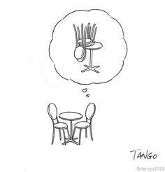 Proste i mądre rysunki od Shanghai Tango - Joe Monster