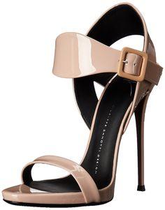 Giuseppe Zanotti Women's Dress Sandal >>> Learn more by visiting the image link.