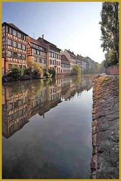 Quai de la Petite France - Strasbourg, Bas-Rhin (France) - Crédit Photo : Yves Noto Campanella