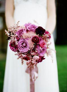 En tonos morados/lilas