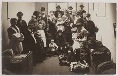 Stadsmuseum Tilburg: Lezing en verhalen 'De Grote Vlucht 1914'