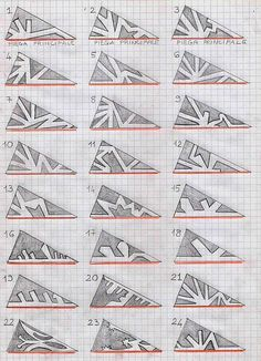Origami ballet