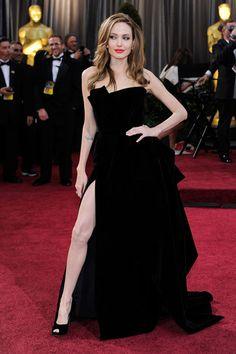 Angelina Jolie's Most Iconic Looks - Angelina Jolie Best Dresses
