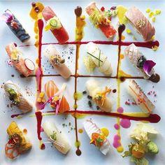 Sushi Galore. # # #sushi #sashimi #japanese #japan #fish #food #fblog #insta #instafood #foodporn #instablog #blog #jeddah #ksa #travel #enjoy #travelblog #yummy #hastag #meltinthemouth #mouthwatering #likes #jetseteat #eat #yum #jeddaheats #scrumptious by jet.set.eat