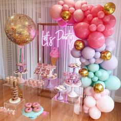 Birthday Party For Teens, Sleepover Party, Girl Birthday, Bday Party Ideas, 18th Birthday Party Themes, 18th Birthday Party Ideas Decoration, Candy Themed Party, Paris Birthday, Pamper Party