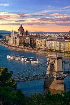 Viking River Cruise Budapest