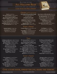 All Hallows Read scary book list for 2015: Page 2