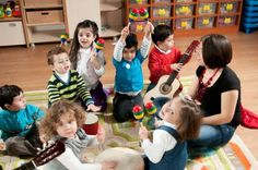 making musicPreschool is part of the golden window of opportunity for working with children on the autism spectrum. During the early childhood years, kids are growing and developing at an amazing rate, and this is the ideal time to help your child learn to connect with others, regulate his or her senses, improve communication, and practice many other skills. Whether you're a parent of a child with autism or a teacher of a special needs classroom, there are activities that can help.