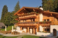Trentino-Alto Adige - MADONNA DI CAMPIGLIO: CHALET WITH DOLOMITES VIEW FOR SALE, a Luxury Home for Sale in Madonna Di Campiglio, Trento - 1012   Christie's International Real Estate