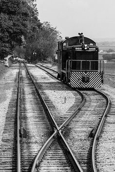 On the right track    Jeremy Caesar via Dave Ferris onto trains