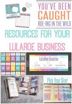 If you're new to the company, you might be interested in resources for your LuLaRoe business. I've gathered some of my favorites and am sharing them. Please feel free to pin this post.Resources for Your LuLaRoe BusinessI love helping other women make money from home. One of the most…