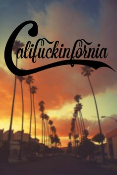 Californication Dani California OBVIOUSLY CALIFUCKINFORNIA Is That Place To