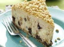 Cheesecake Factory Pretzel Peanut Butter Cheesecake