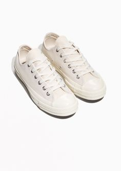 & Other Stories image 2 of Chuck Taylor All Star '70 Low in Off White