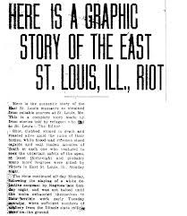 History of east saint louis il