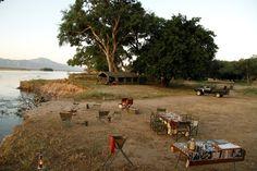 Mana Pools, Zimbabwe. #zimbabwe #manapools #travel #africa #africansafari Outdoor Furniture Sets, Outdoor Decor, African Safari, Zimbabwe, Pools, Landscape, Travel, Beautiful, Home Decor