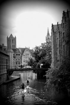 gand-en-noir-et-blanc/ #visitgent gent ghent Belgium europe travel tourism