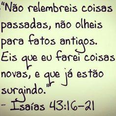 isaías 43;16-21