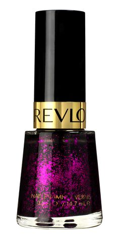 Been lusting over Deborah Lippmann's Bad Romance - Revlon's Facets of Fuchsia is an exact dupe for less than half the price!