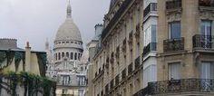 La Basilique du Sacré Cœur de Montmartre - Paris.     Check.