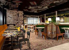 Restaurants in Prague, brunch, pizzeria and bar | Mama Shelter