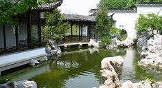 snug harbor cultural center & botanical garden, including chinese scholar's garden -- staten island