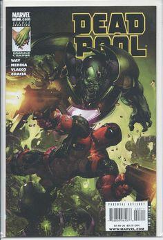 Marvel: Deadpool #3A VF+ (Way, Medina, Vlasco, Gracia) Combine Shipping!
