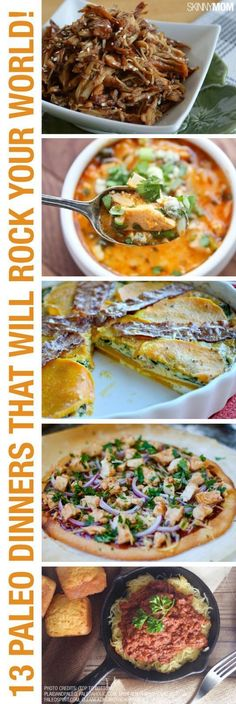 Paleo recipes everyone will love. The lasagna one would work quite well -- tells you how to make cashew 'cheese'