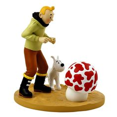 Tintin Boutique - Tintin, The Shooting Star