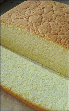 """Ogura cake, aka 相思蛋糕, hails from Batu Pahat , Malaysia. """"Ogura"""" is a Japanese surname; """"相思"""" means lovesick. Is there a love story behind th..."""
