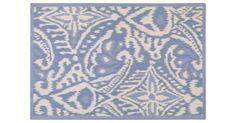 Isotta Rug, Violet /Blue