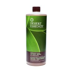 Shop Desert Essence Thoroughly Clean Face Wash - Oily & Combination Skin at wholesale price only at ThriveMarket.com