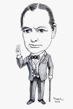 Sir Winston Leonard Spencer-Churchill #WinstonChurchill #Winston_Churchill Never, never, never give up.