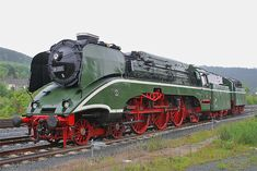 www. Beitrag - The Best Of List Steam Railway, Railroad Photography, Train Pictures, Old Trains, Model Train Layouts, Steam Engine, Steam Locomotive, Diesel Engine, Model Trains