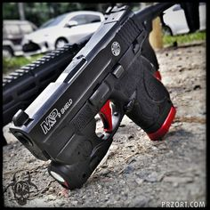 Smith And Wesson Shield, Smith N Wesson, Tactical Equipment, Tactical Gear, Weapons Guns, Guns And Ammo, S&w Shield, Survival Backpack, Shooting Guns